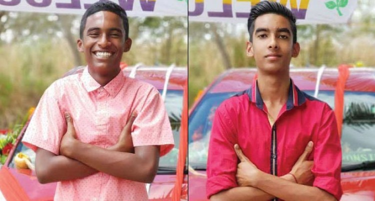 Two Cousins' Soccer Dream End in River Tragedy