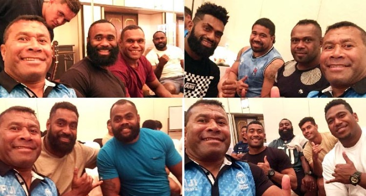 Serevi To Flying Fijians: Stay Strong, Critics Made Me Stronger