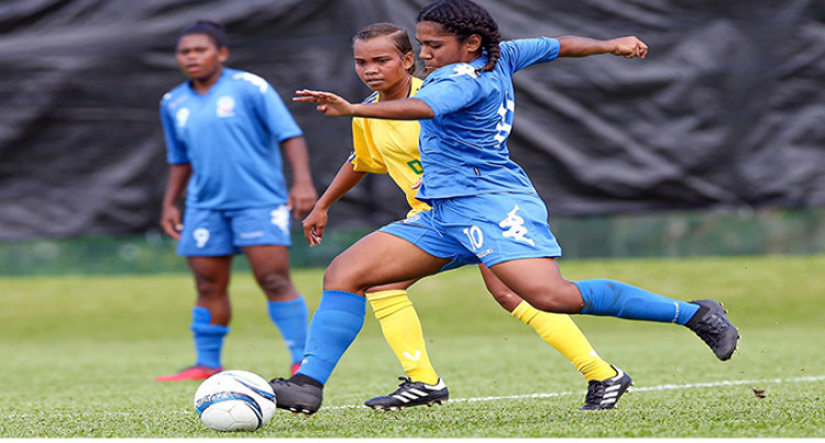 Kumar: Fijian U19 Girls Must Lift Game