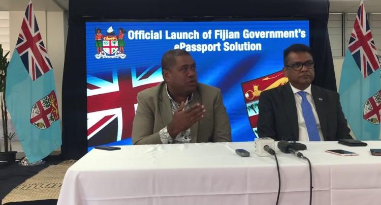 Department Of Immigration Launch ePassport Solution