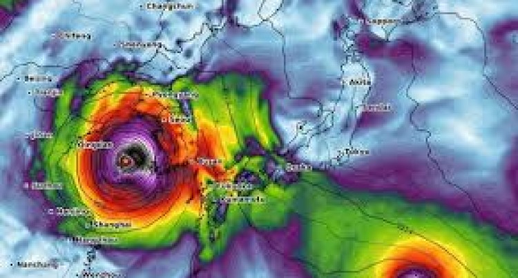Red Cross Teams On High Alert As Typhoon Lingling Threatens Five million In DPR Korea