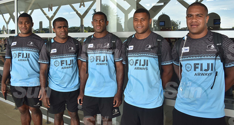 Fijian Drua: Battle For Top 4
