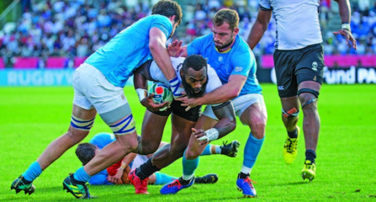 Did The Flying Fijians Underestimate Uruguay?
