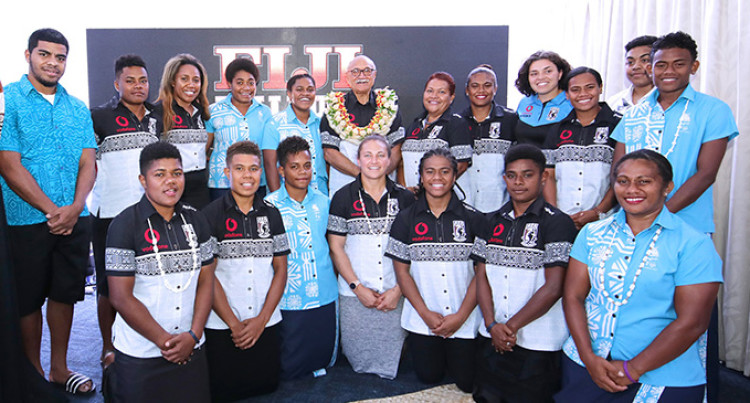 Fiji Bulikula: First Women's Rugby League Named, Logo Launched