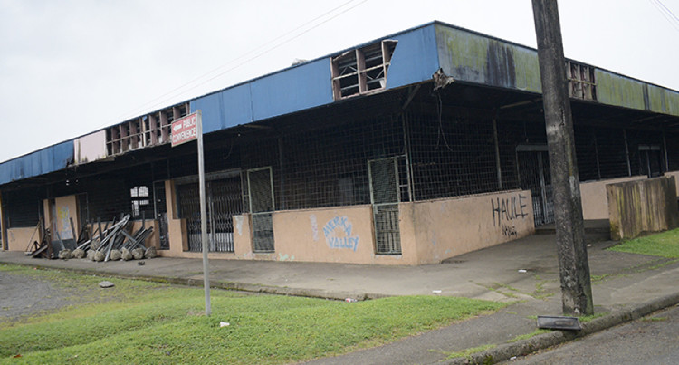 Old Raiwaqa Market Is Council's White Elephant