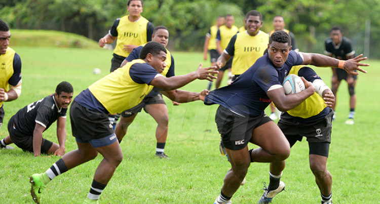 Schoolboys Get Set For NZ Tour