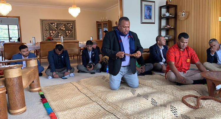 People Can Access Delegation Members Via Mobile Phone Says PM Bainimarama