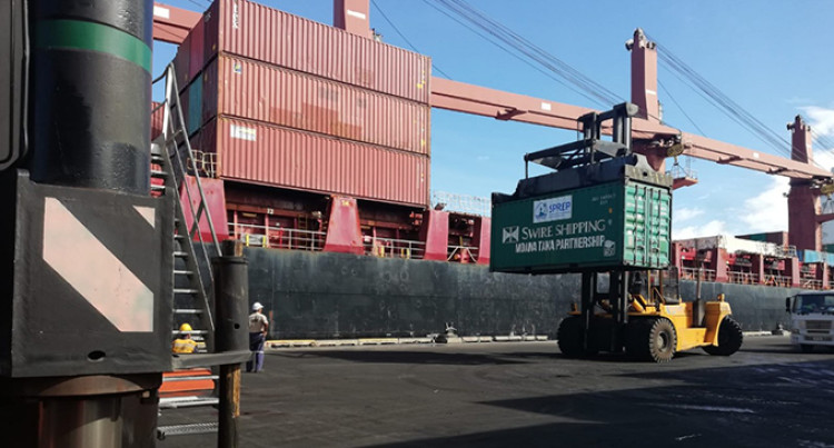 Moana Taka Partnership Ships Out Close To 600 Tonnes Of Recyclable Waste