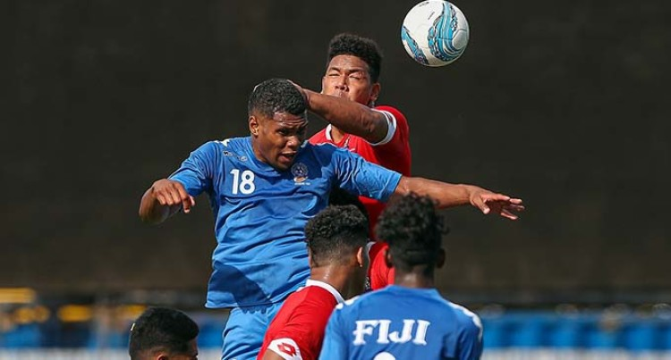 Stoke Defender Proud To Play For Fiji