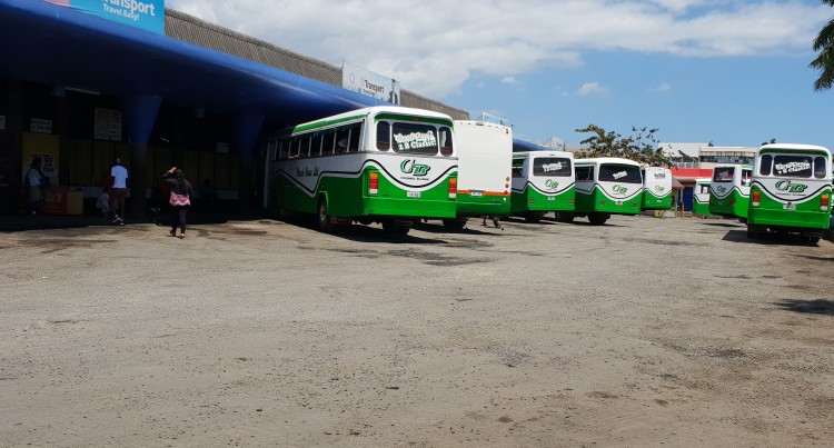 Lautoka City Council Plans To Tarseal Bus Station Road
