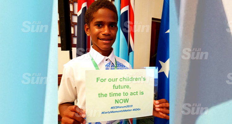 Young Timoci Urge Leaders To 'Walk the Talk' On Climate Change