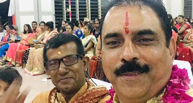 Diwali Is About Love, Says Pundit Maharaj