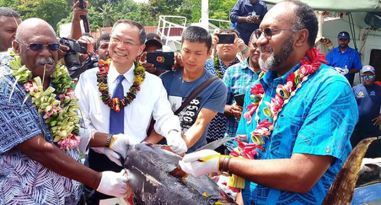 Vanuatu Exports 1.5 Tonnes Of Tuna Weekly