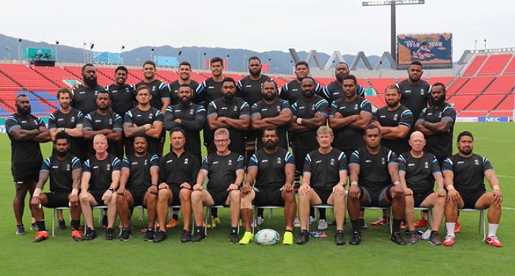 Flying Fijians Ready For Crucial Encounter