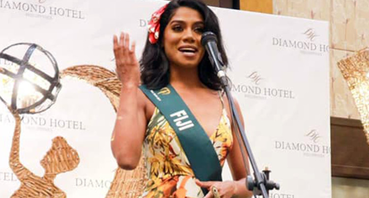 Zaira Bags Bronze In Talent Category At Miss Earth 2019