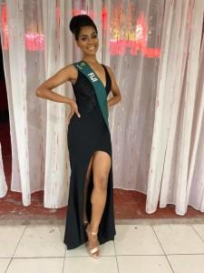 Miss Earth-Fiji 2019, Zaira Begg.