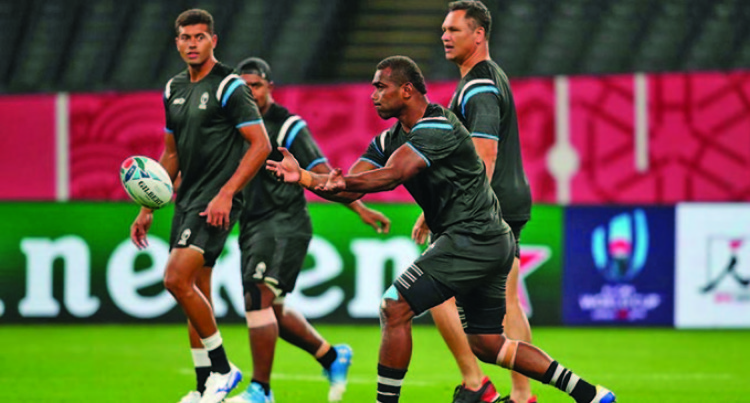 Yato rests, Mata Starts, McKee Names Fiji Team To Take On Wales