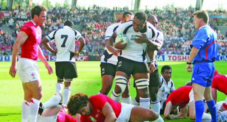 Rugby World Cup: Unforgettable September