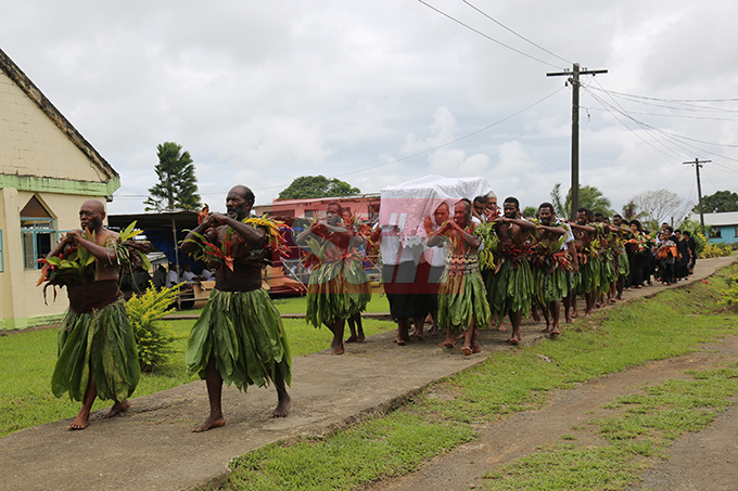 Adi Litia Cakobau's Funeral