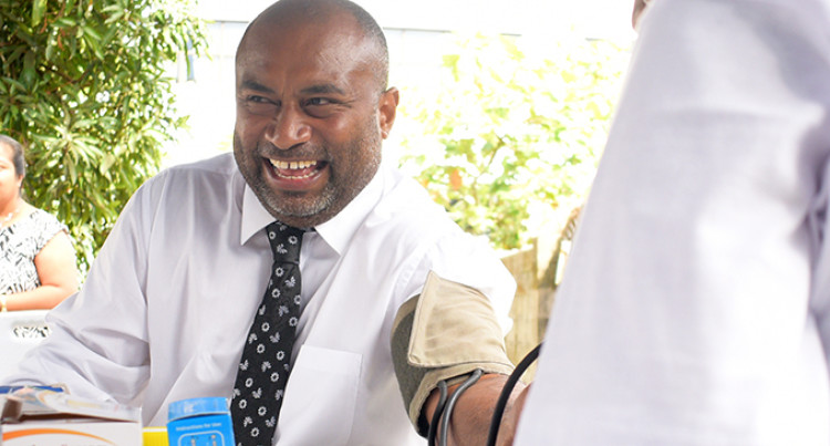 200 Pints Needed Daily, Says Fiji's Health Minister as He Starts Blood Drive