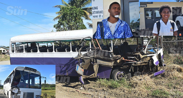 Nadi Bus Crash Will Be Forever Etched in Passenger's Mind