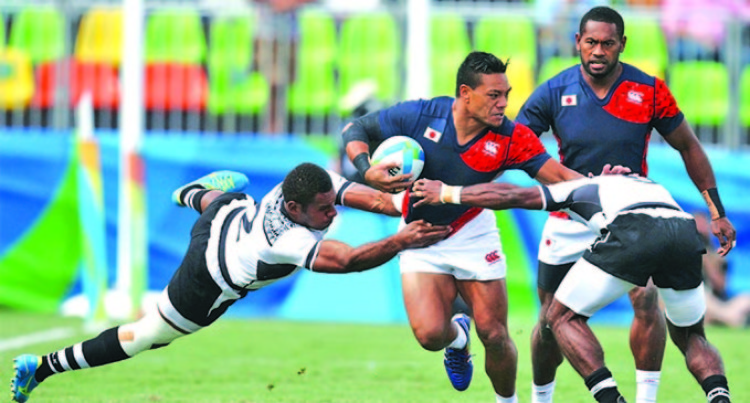 Tuqiri: Japan To Do It Again