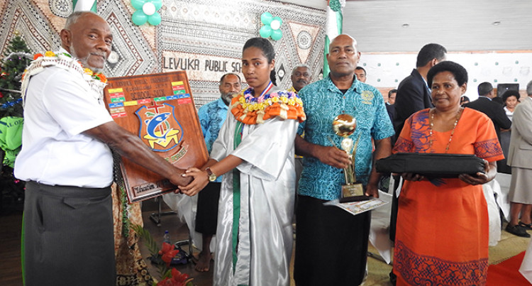 Levuka Public School Dux Dedicates Award As Birthday Present for Mum