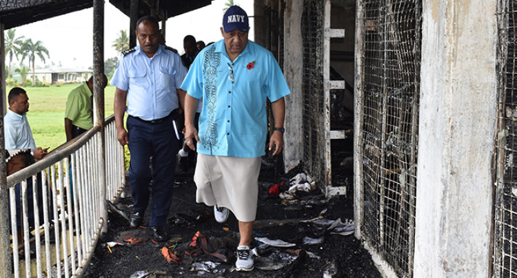 RKS Fire: PM Calls Up Bed For Boys