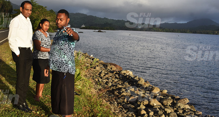 Balaga Bay Reconstruction Works In Savusavu On Hold, Improper EIA