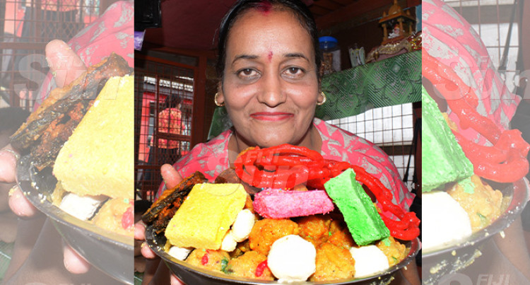 Diwali Sweets Keep Seller Motivated