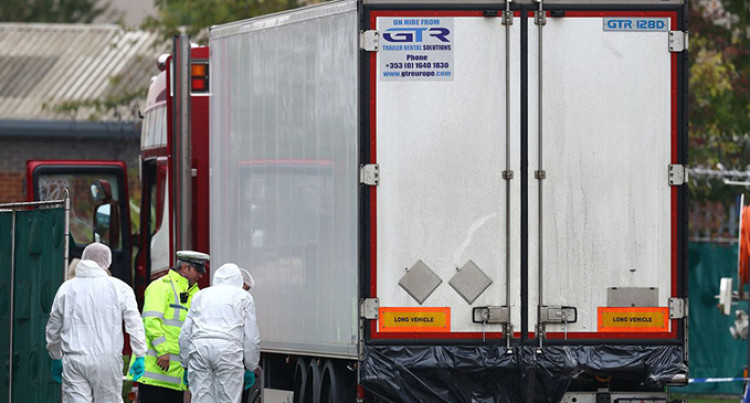 Essex Lorry Deaths: 39 Found Dead Were Chinese Nationals
