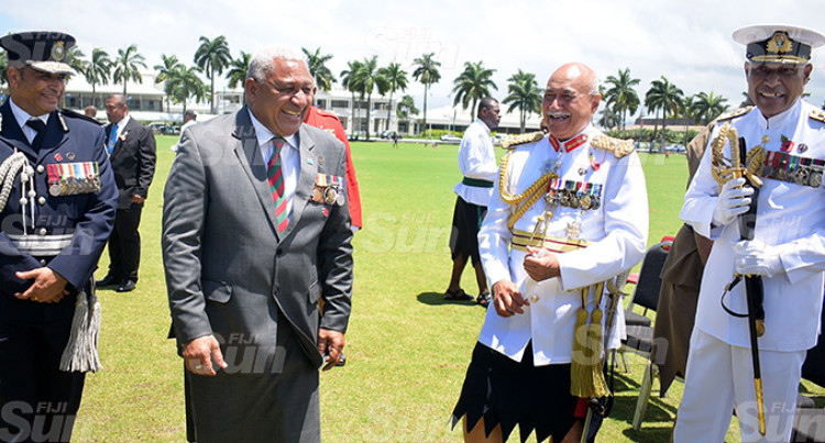 Opposition Parties' Officials Absent from Fiji Day Events