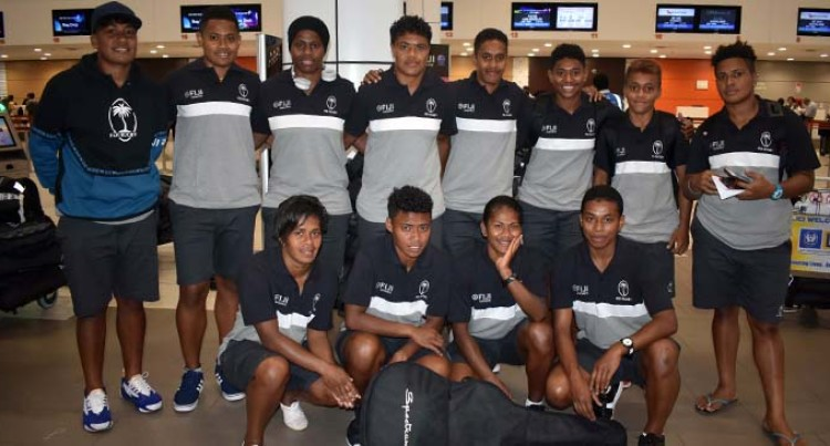 Fijiana All Set For Glendale 7s
