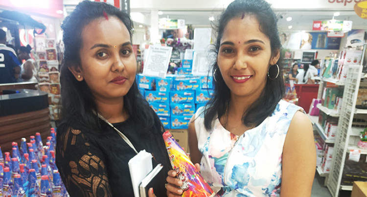 Diwali Builds A Spiritual Life, Says Nakasi Woman
