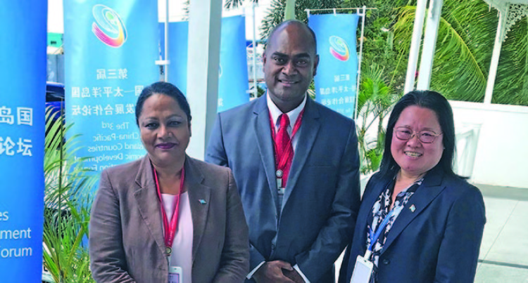 Fiji And China Strengthen Ties, Ink Four MoUs