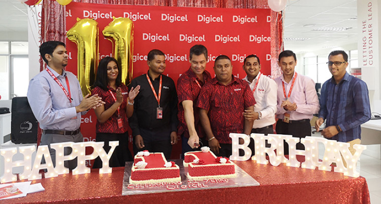Digicel Fiji Announces Birthday Data Plan