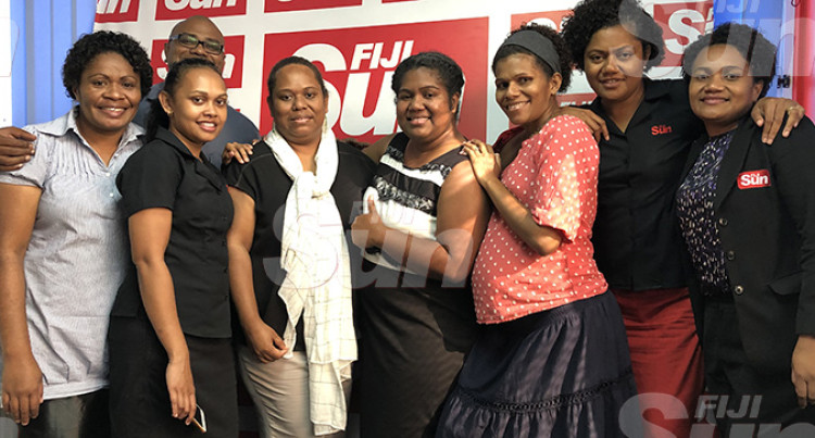 Fiji Sun Staff Bid Farewell To Colleague; Moce Mada, Taraivini