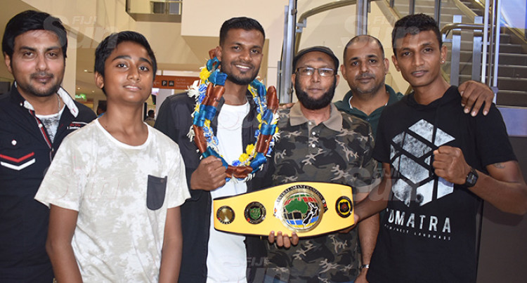 Mudaliar Returns Home With First Aussie Title In Over 20 Years