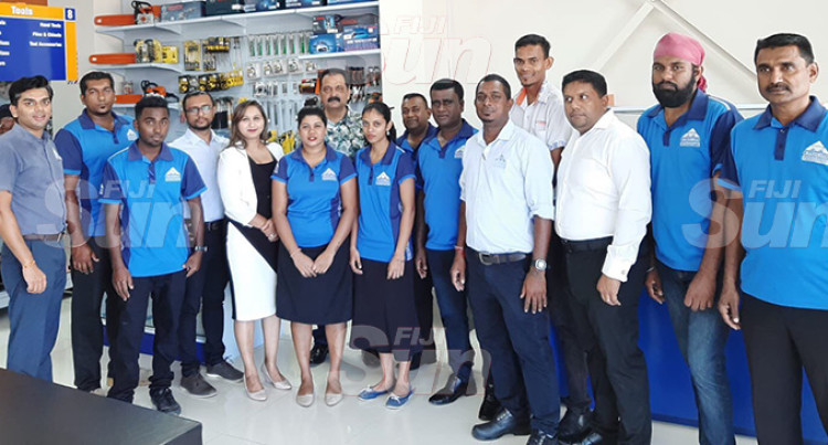RC Manubhai Reopens Its Tavua Branch