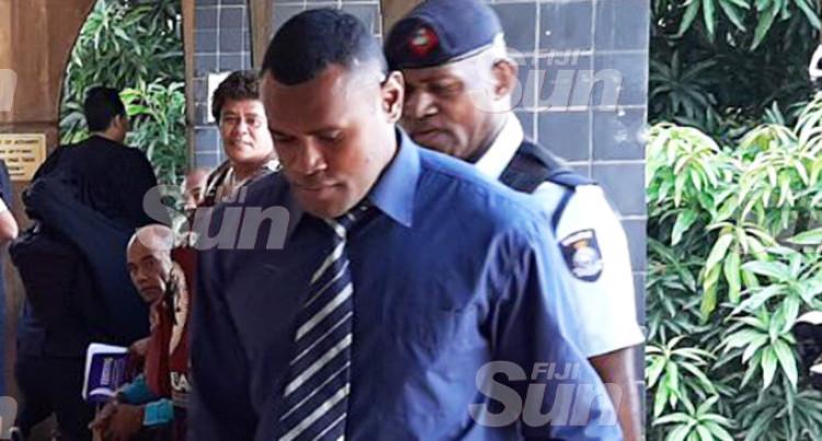 Former Fiji 7s Star Nasilasila Jailed For 8 Years