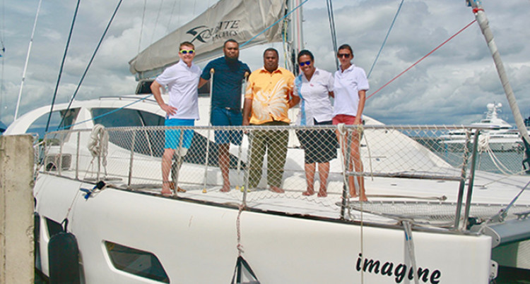 Sailing4Handicaps Crew donates $100K worth of Prosthetic Parts