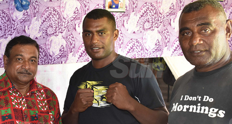 'Steelman' Kavika Wants Heavyweight Title