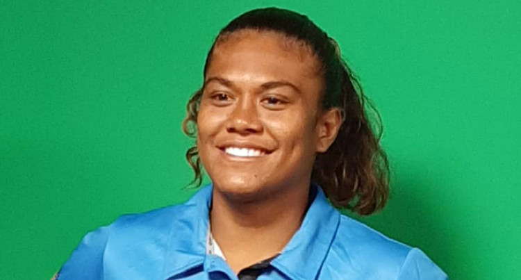Olympian Joins Fijian Bulikula