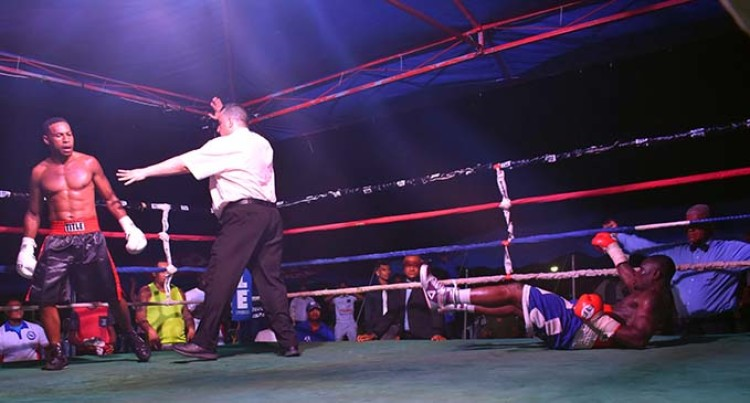 Ref: Why I Stopped The Naliva – Kwadjo Title Fight