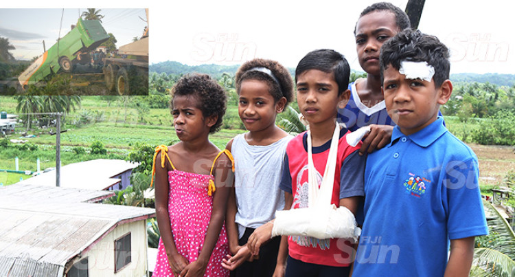Lakena Bus Accident: Bus Kids Recall Moments Of Horror, Fear Riding Bus Again