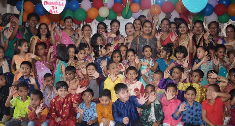 Lakshmi Narayan Kindergarten Diwali Celebrations