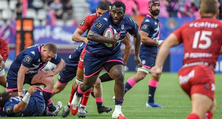 Pain From Missing Out On Rugby World Cup Inspires France-Based Prop To Keep Trying