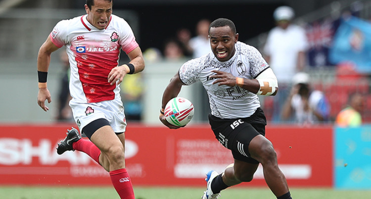 Fiji Sevens Coach Warns Of Japanese Threat In Dubai