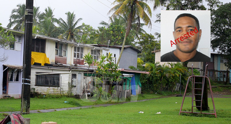 Escapee, Timoci Belo Caught In Raiwaqa