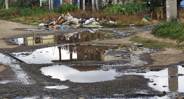 Rubbish, Drainage Woes Worries Nawajikuma Settlement, Nawaka, Nadi